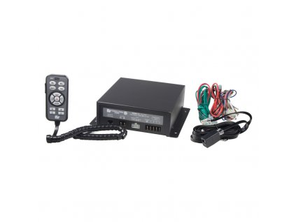 x Profesionální výstražný systém s mikrofonem 300W - SN300Ws4