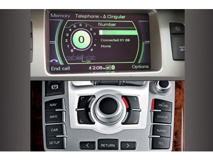 MDI-iPod propojovací kabel Audi - 248730