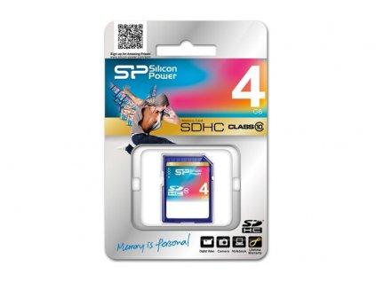 SDHC 4GB paměťová karta - 211287 10