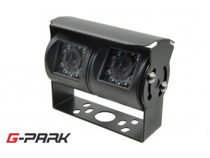 Univerzální dvojitá zadní parkovací kamera - 222223 B