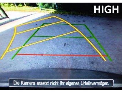 Adapter pro OEM aktivni park.kameru VW