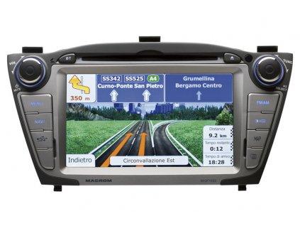 MACROM M-OF7050 OEM navigace Hyundai ix35 - 222494