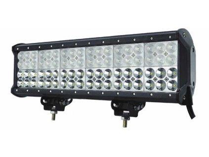 LED 72x3W prac.světlo, dva úhly vyzařování 8/60°, 9-32V, 440x93x167mm - wl-cree216-2c
