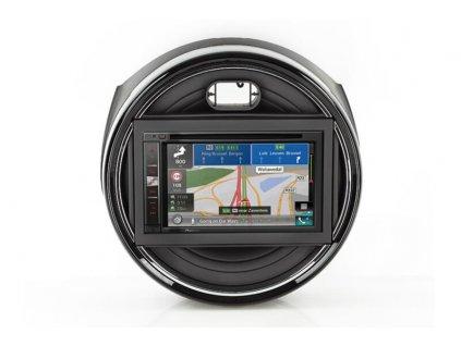 Adaptér 2DIN autorádia BMW Mini - 372769 D