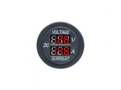 Digitální voltmetr a ampérmetr - 385131 R