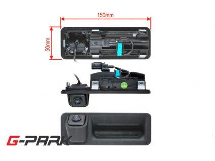 CCD parkovací kamera Hyundai i30 (17->) - 221830