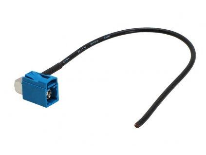 Antenni konektor FAKRA samice 90° s kabelem
