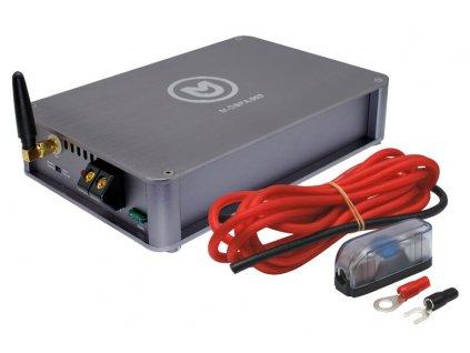 MACROM M-DSPA500 zesilovač, DSP procesor a BT audio streming - 223611