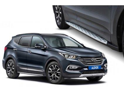 Bocni stupacky Hyundai Santa Fe