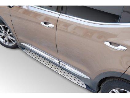Boční stupačky Hyundai Grand Santa Fe - 641000 H2GSSI