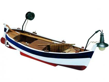 MINI MAMOLI Gozzo da pesca 1:28 kit - KR-21870