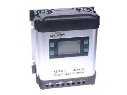 Inteligentní MPPT solární regulátor nabíjení, 20A s LCD - 34402