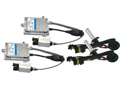 H7-6000K xenonová montážní sada PROFI - hid-h76kX6