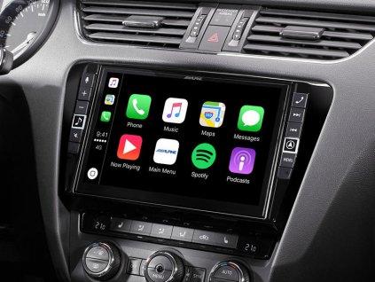 Mobilní Mediální Stanice pro Škoda Octavia 3  2 DIN i902D-OC3