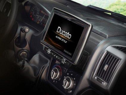 Navigační systém pro Fiat Ducato 3/ Citroen Jumper 2/ Peugeot Boxer 2 Navigační systém pro Fiat Ducato 3/ Citroen Jumper 2/ Peugeot Boxer 2 2 DIN X901D-DU