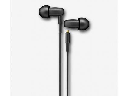High-end sluchátka do uší iOS Q-JAYS AUDIO ONLY  Q-JAYS iOS BLACK