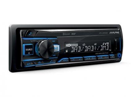 Digitální přijímač s DAB a Bluetooth   UTE-204DAB