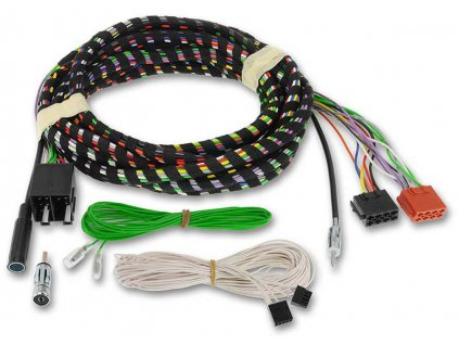 Installation cable for BMW 3-series E46   KWE-E46EXT
