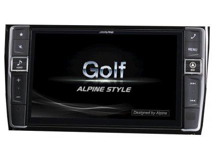 Navigační systém pro  VW GOLF 7  2 DIN X901D-G7