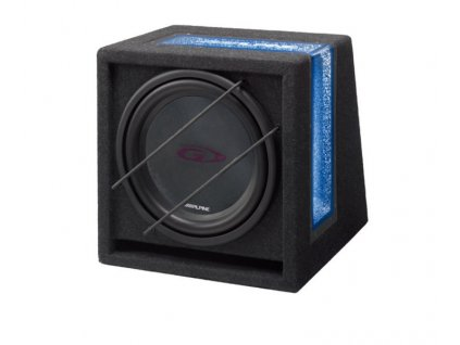 Subwoofer instalovaný v boxu s bassreflexovou ozvučnicí SBG-1244BR TYPE-G SBG-1244BR