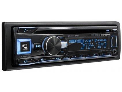 CD Přijímač s DAB a Bluetooth   CDE-196DAB
