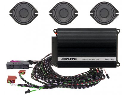 Prémiový zvukový upgrade pro  Audi A4, A5 a Q5  TYPE-R SPC-200AU