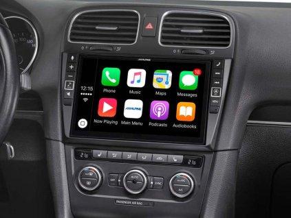Mobilní Mediální Stanice pro Volkswagen Golf 6  2 DIN i902D-G6