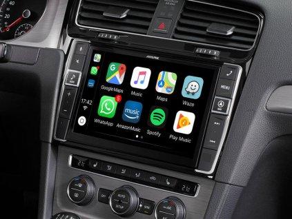 Pokročilá Navigační stanice pro vůz Volkswagen Golf 7   X903D-G7