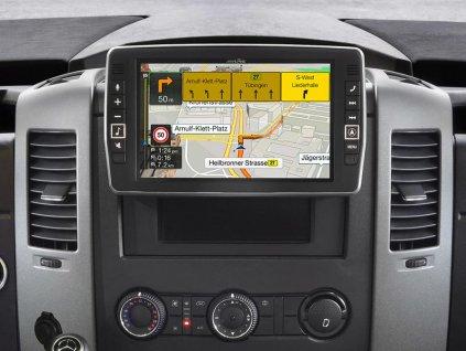 Navigační systém pro Mercedes Sprinter (906) 2013-2017   X903D-S906