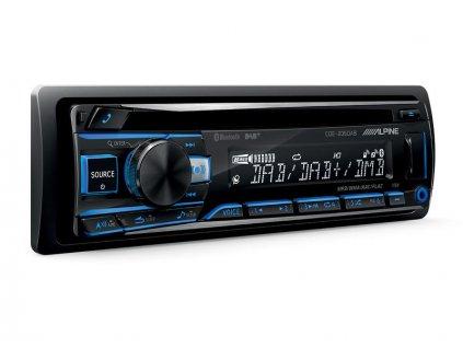 CD Přijímač /  s USB a iPod® kontrolerem   CDE-205DAB