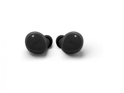 Bezdrátová sluchátka do uší   M-SEVEN BT BLACK