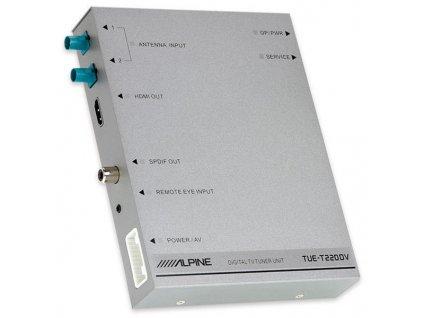 Digitální přijímač TV (DVB-T2)   TUE-T220DV