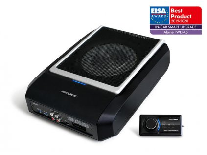 4.1 Procesor digitálního zvuku (DSP) s výkonným subwooferem   PWD-X5