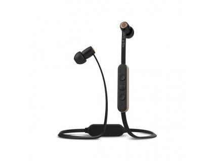 Bezdrátová sluchátka do uší A-JAYS SIX BT BKGD
