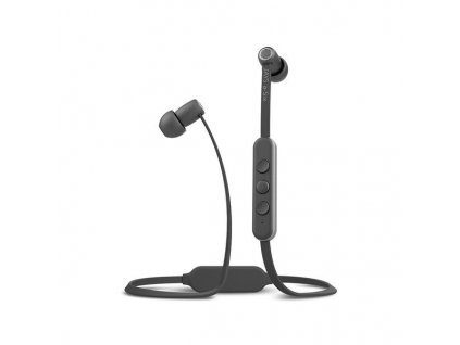 Bezdrátová sluchátka do uší   A-JAYS SIX BT GRSR
