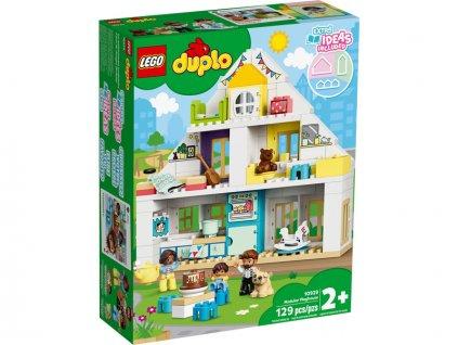 LEGO DUPLO - Domeček na hraní - LEGO10929
