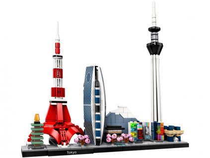 LEGO Architecture - Tokio - LEGO21051