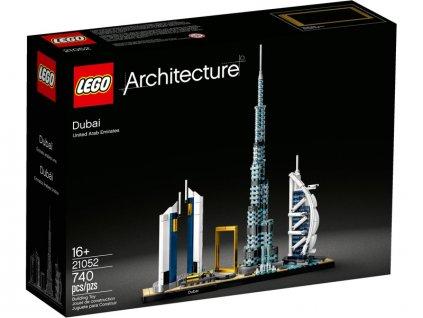 LEGO Architecture - Dubaj - LEGO21052