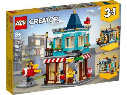 LEGO Creator - Hračkářství v centru města - LEGO31105