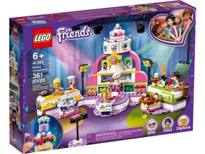 LEGO Friends - Soutěž v pečení - LEGO41393