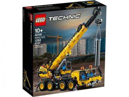 LEGO Technic - Pojízdný jeřáb - LEGO42108