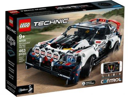 LEGO Technic - RC Top Gear závodní auto - LEGO42109
