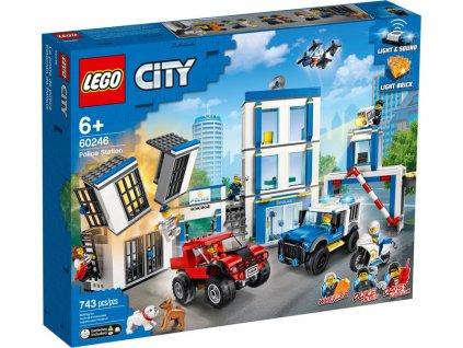 LEGO City - Policejní stanice - LEGO60246