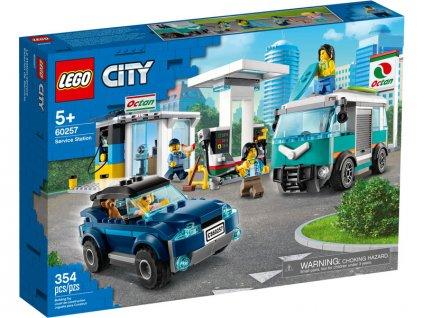LEGO City - Benzínová stanice - LEGO60257
