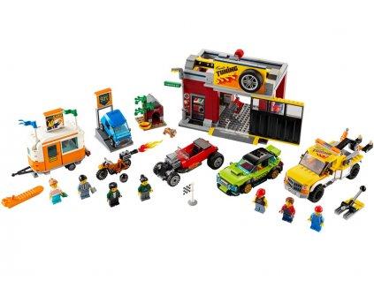 LEGO City - Tuningová dílna - LEGO60258