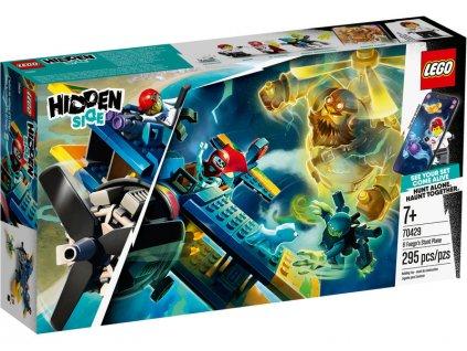 LEGO Hidden Side - El Fuegovo kaskadérské letadlo - LEGO70429