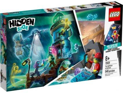 LEGO Hidden Side - Temný maják - LEGO70431