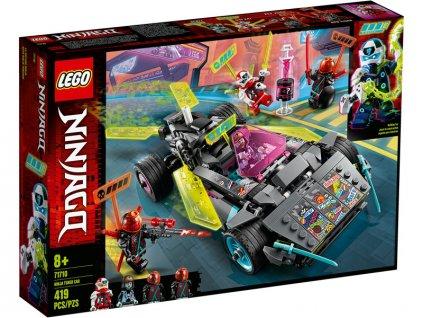 LEGO Ninjago - Vytuněný nindžabourák - LEGO71710