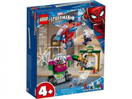 LEGO Super Heroes - Mysteriova hrozba - LEGO76149
