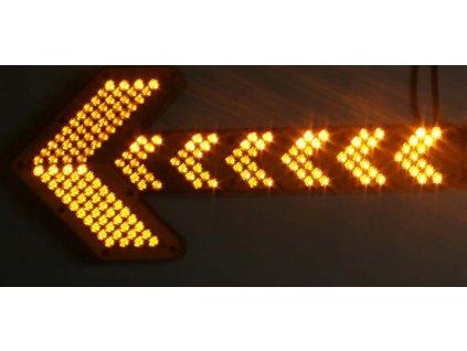 LED přídavné světla směrová 12-24V - kft01
